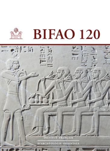 BIFAO 120 (2020)